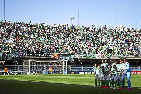 Jornada 33: Barça B 1-2 Real Betis