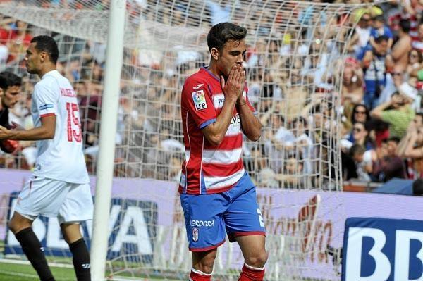 Jornada 32: Granada 1-1 Sevilla F.C.