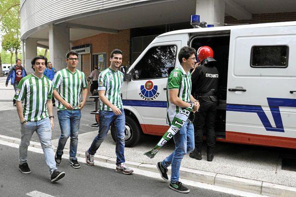 Jornada 35: Alavés 1-2 Real Betis