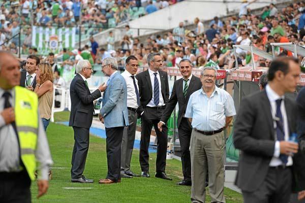 Jornada 36: Real Betis 2-2 Llagostera