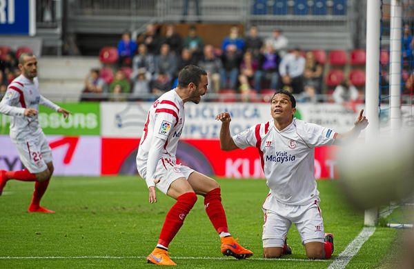 Jornada 34: Eibar 1-3 Sevilla F.C.