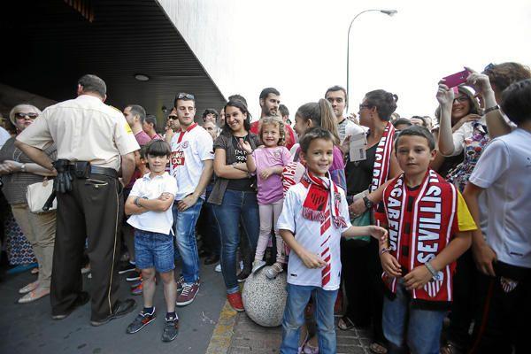 Jornada 35: Sevilla F.C. 2-3 Real Madrid