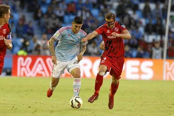 Jornada 36: Celta de Vigo 1-1 Sevilla F.C.