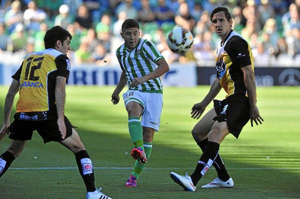 Jornada 38: Real Betis 5-1 Lugo