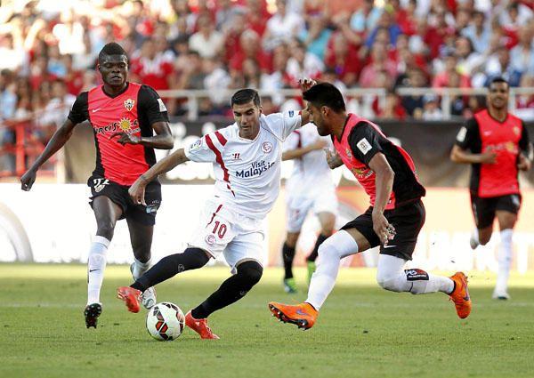 Jornada 37: Sevilla F.C. 2-1 Almería