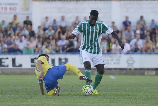 Amistoso: Coria 1-4 Real Betis