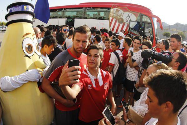 Amistoso: Lorca 0-4 Sevilla F.C.