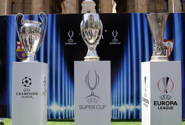 Afición y detalles previos a una apasionante final Barça-Sevilla F.C.