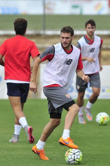 El Sevilla ya se prepara para dejar su crisis