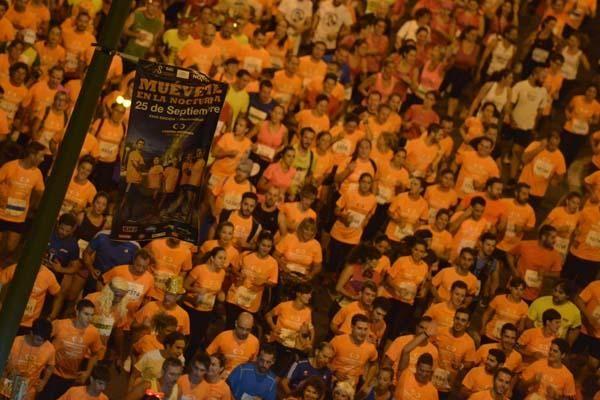 Carrera Nocturna del Guadalquivir 2015