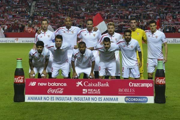 Las mejores imágenes del Sevilla-Real Madrid