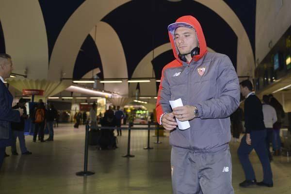 El Sevilla, a por la primera final de la temporada