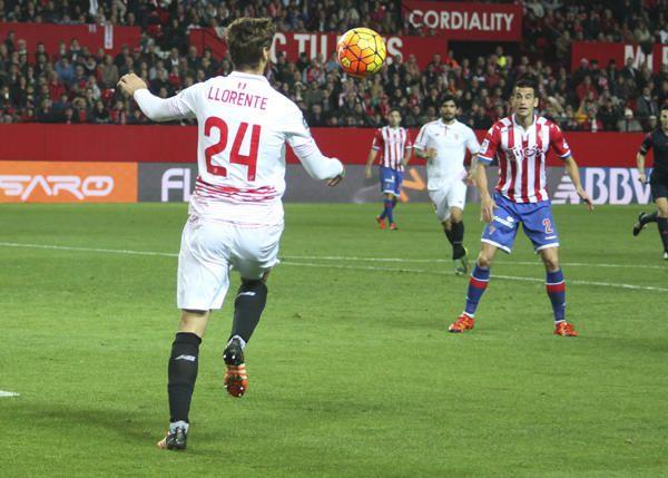 Las mejores imágenes del Sevilla F.C. 2-0 Sporting