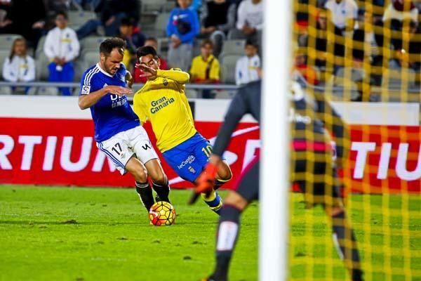 Las Palmas-Betis (1-0), en imágenes