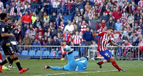 El SevillaFC-Atlético, en imágenes