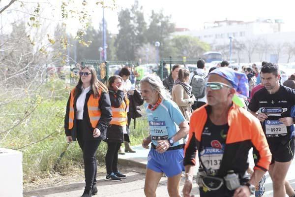 Maratón de Sevilla 2016