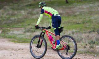 María Pujol, la triatleta sevillana