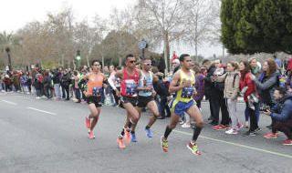 Maratón de Sevilla 2017