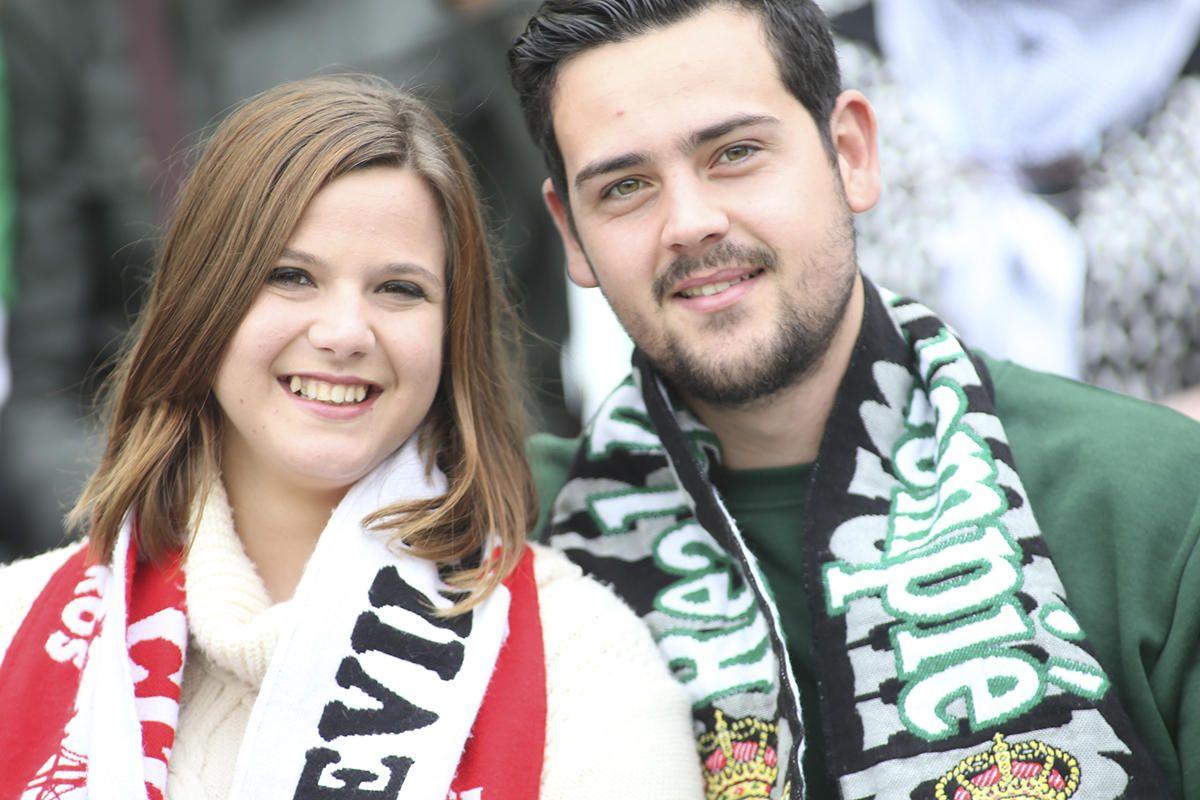 Las mejores imágenes del Betis-Sevilla FC (1-2)