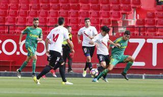 Sevilla Atlético 3-3 Cádiz C.F.