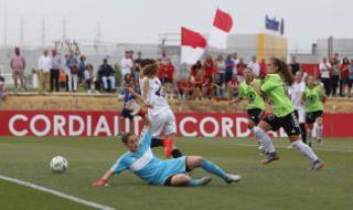 Sevilla FC Femenino 2-1 CD Femarguín