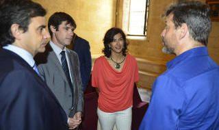 Presentación del Club Baloncesto Sevilla Femenino