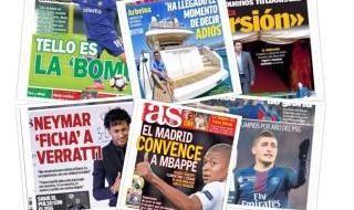 Las portadas del sábado 24 de abril