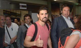 La llegada de Nolito a Sevilla