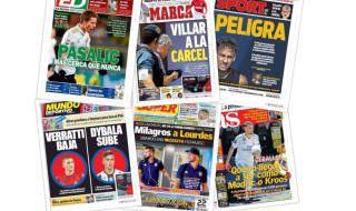 Las portadas del viernes 21 de julio