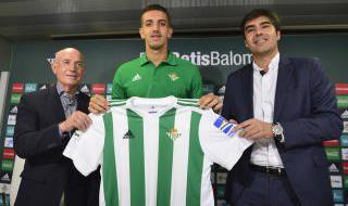 Feddal, presentado con el Betis