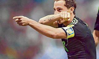 El fan número uno de Andrés Guardado