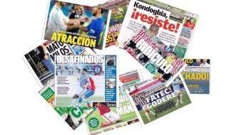 Las portadas del domingo 13 de agosto