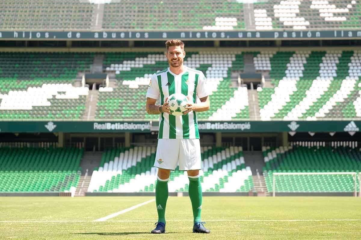 Camiseta Real Betis Javi García