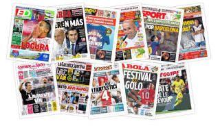 Las portadas del domingo 20 de agosto