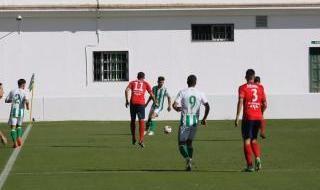 Betis Deportivo-El Ejido