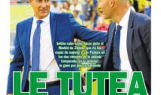 Las portadas del martes 19 de septiembre