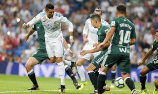 Los diez 'zapatazos' del Madrid-Betis