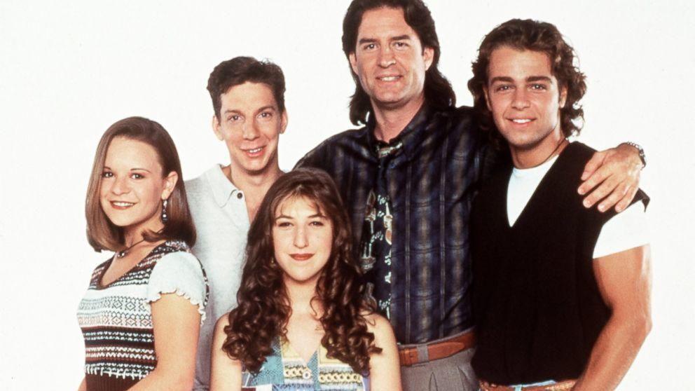 La familia de Blossom vuelve a reunirse 22 años de