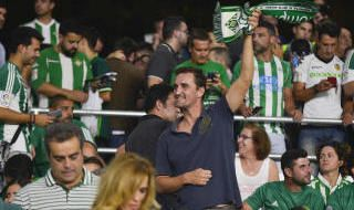 El Betis-Valencia, en imágenes