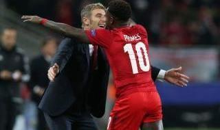 La primera crisis del Sevilla F.C. de Berizzo