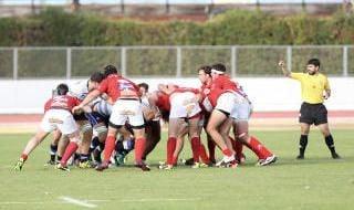 Rugby Ciencias-Arquitectura (26-8)