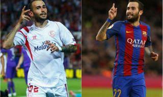 Del Sevilla FC al FC Barcelona