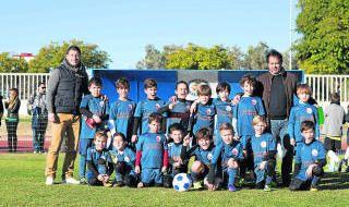 Torneo de Escuelas de Fútbol Fundación Cajasol