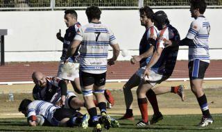 (Rugby) Ciencias 52-8 U.R. Almería