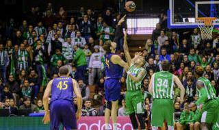 Betis Baloncesto-FC Barcelona