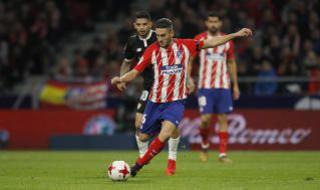 Las mejores imágenes del Atlético-Sevilla FC
