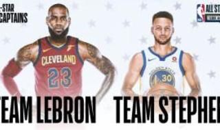 Los quintetos del All-Star 2018