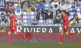 las imágenes del RCDE Espanyol-Sevilla FC (0-3)