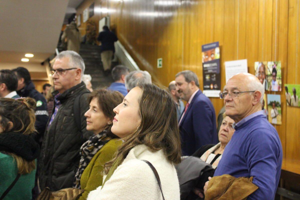 Exposición 'Miradas de Marfil'