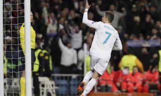 Las mejores imágenes del Real Madrid-PSG (3-1)